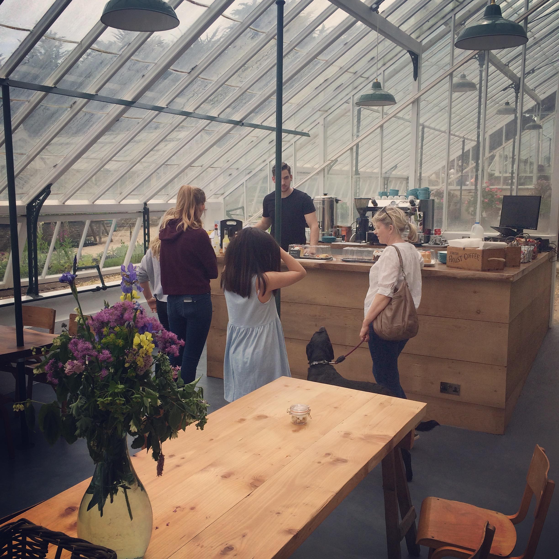 The Garden Cafe at Miserden
